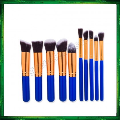 Professional Makeup Brush 10pcs
