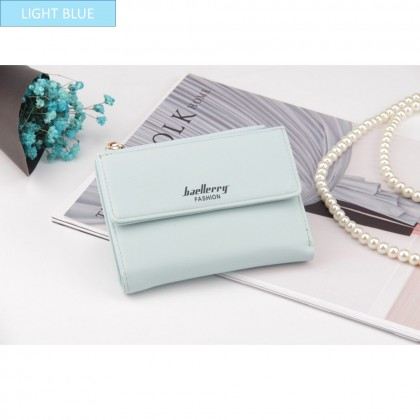 4GL Baellerry N2348 Short Purse Women Wallet Leather