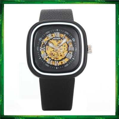 GOER fully automatic mechanical watch waterproof GM75
