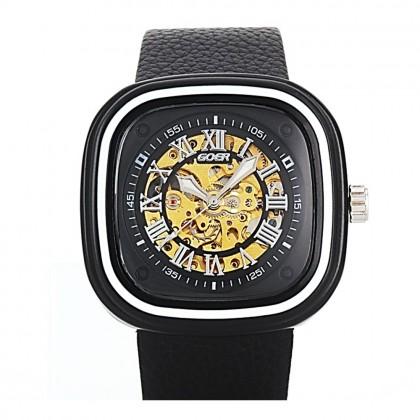 4GL GOER GM75 Automatic and Self Wind Mechanical Watch Waterproof