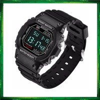Sanda 329 Men LED Sports Watch with Alarm Date Day