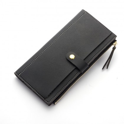 4GL N0123 Long Purse Fashion Lady Wallet Card Holder