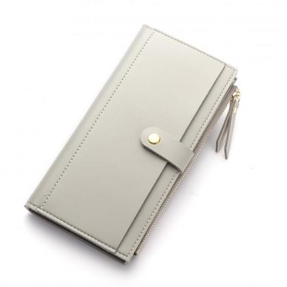 4GL N0123 Long Purse Fashion Lady Wallet Card Holder