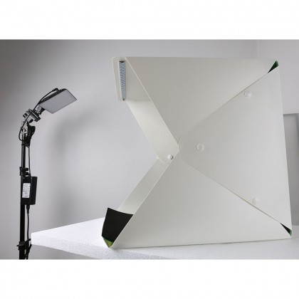 4GL 40cm(L) Button Version Portable Photo Studio LED Light