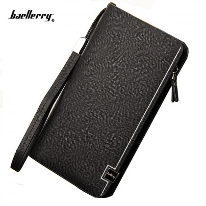 4GL Baellerry S6231 Handphone Men Women Wallet Long Purse Dompet