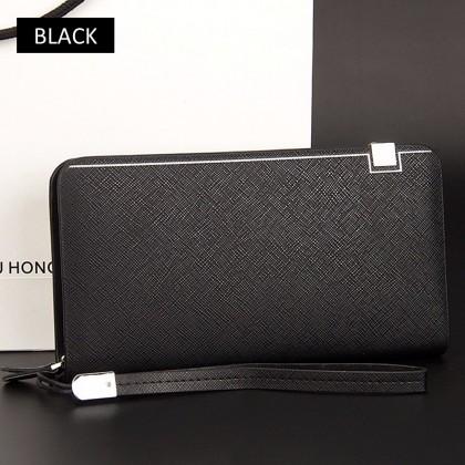 4GL Baellerry S6231 Long Wallet Handphone Men Women Purse Dompet