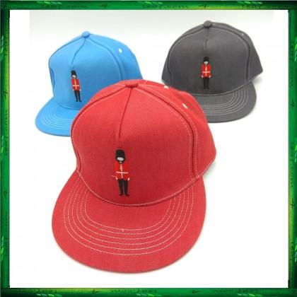 4GL Soldier Cap Unisex Men Women Snapback Hat