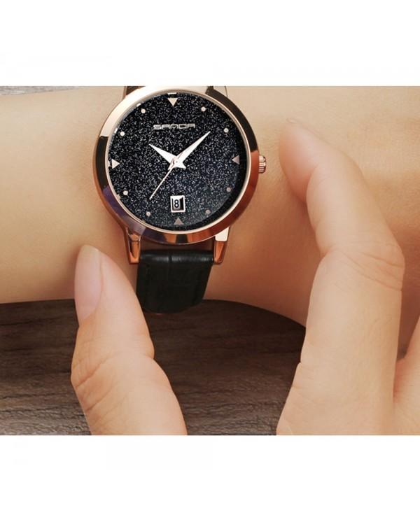 Sanda P194 Sparkling Design Women Watches
