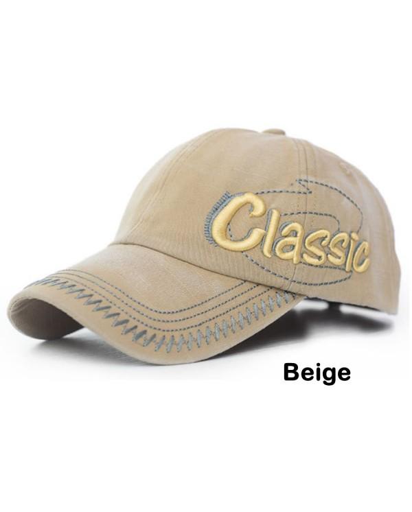 4GL Classic 002 Unisex Canvas Cap Snapback Hat Topi