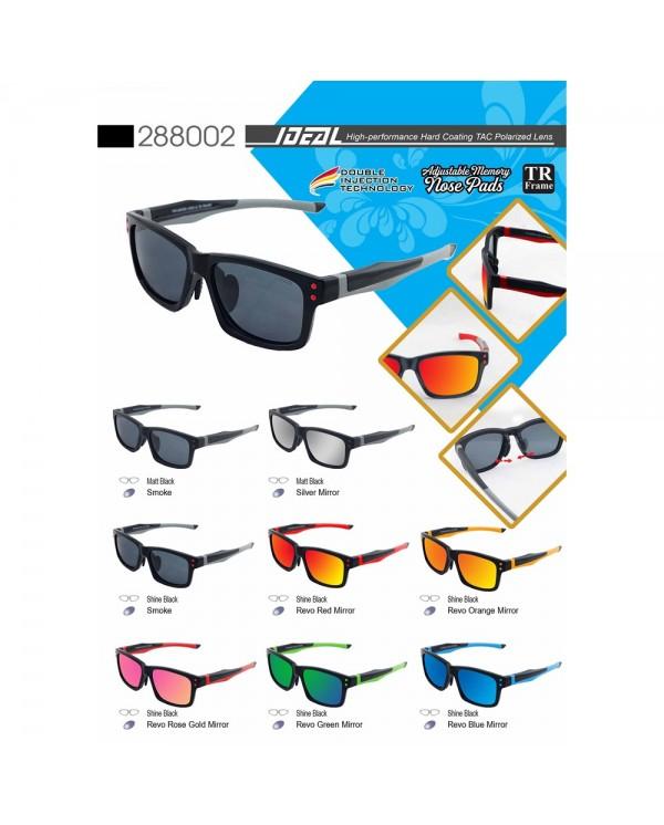 4GL Ideal 288002 Jupiter Polarized Sunglasses Kaca Mata