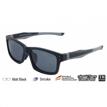 4GL Ideal 288002 Jupiter Polarized Sunglasses Kaca Mata