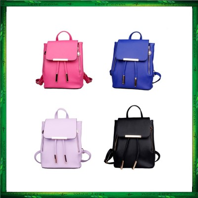 4GL Korean Fashion Women Unisex Backpack Shoulder Bag