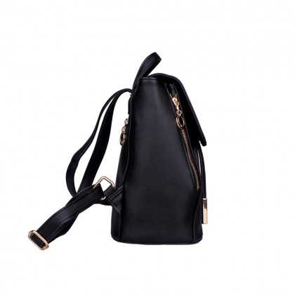 4GL Korean Fashion Women Unisex Backpack Shoulder Bag