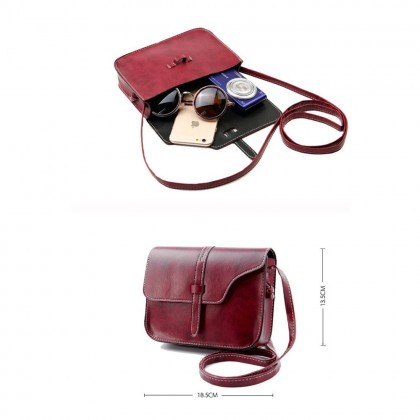 4GL Korean Fashion Women Girl Sling Bag