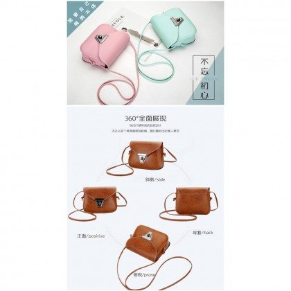 4GL Korean Fashion Women Girl Sling Bag