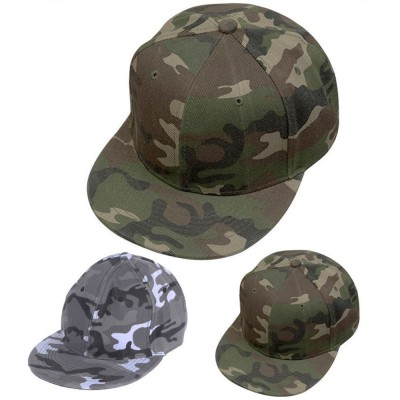 4GL Army Cap Camouflage Baseball Cap Women Men Snapback Hat