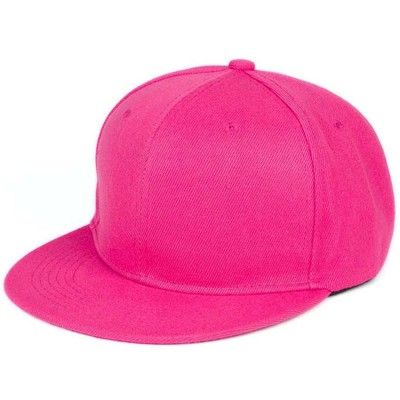 4GL Plain Cap Fashion Unisex Baseball Cap Snapback Hat