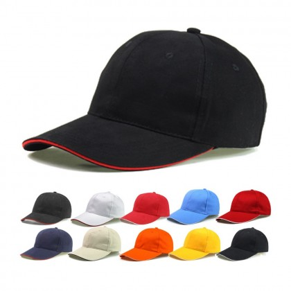 4GL Fashion Plain Colour Baseball Snapback Cap G0501