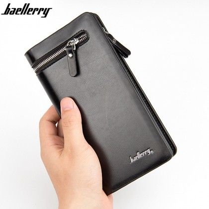 4GL Baellerry 333 Men Wallet Purse Long Wallet Bag Dompet