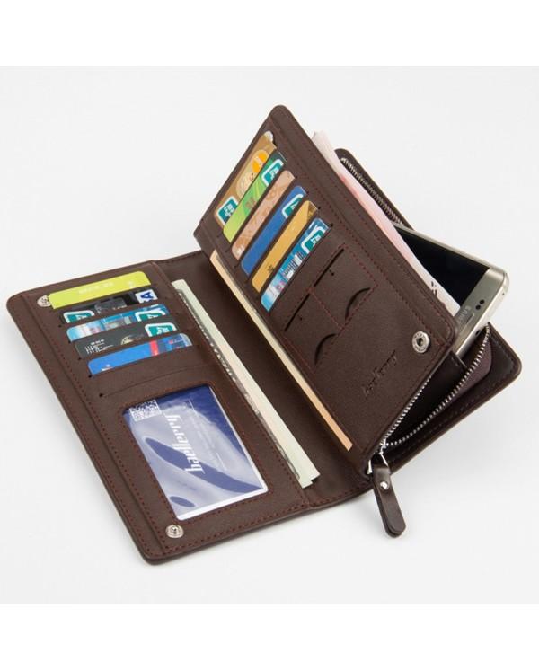 4GL Baellerry 333 Men Wallet Purse Long Wallet Bag Dompet