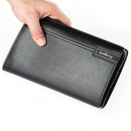 4GL Baellerry/Arrow 1001 Men Big Capacity Long Wallet Pouch Bag Dompet