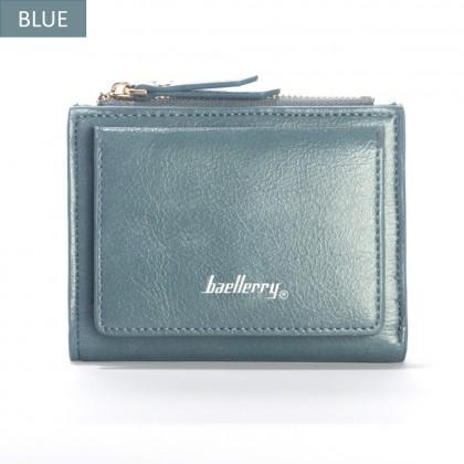 4GL Baellerry 3528-2 Short Purse Women Small Wallet Female Coin Purse Bag