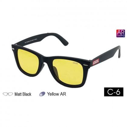 4GL Ideal 288-8986 Polarized Sunglasses Lens Women Men Kaca Mata