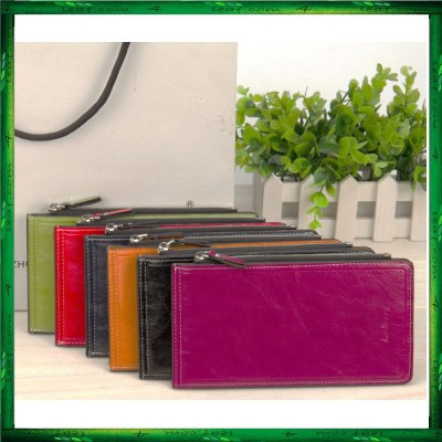 Baellerry A014-3 Fashion Korean Wallet Women Long Wallets  Card Holder Purse Bag
