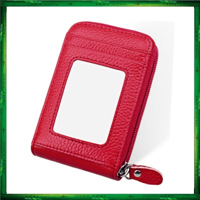 4GL PU Leather Unisex Card Holder Wallet Women Bag KB09