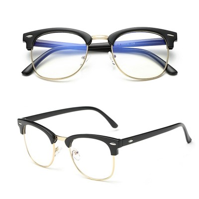 4GL Design C Computer Eye Strain Reduction Anti Blue Light Blocking Glasses