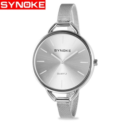 4GL Synoke 3609 Fashion Ladies Wrist Watch Women Watch Jam Tangan