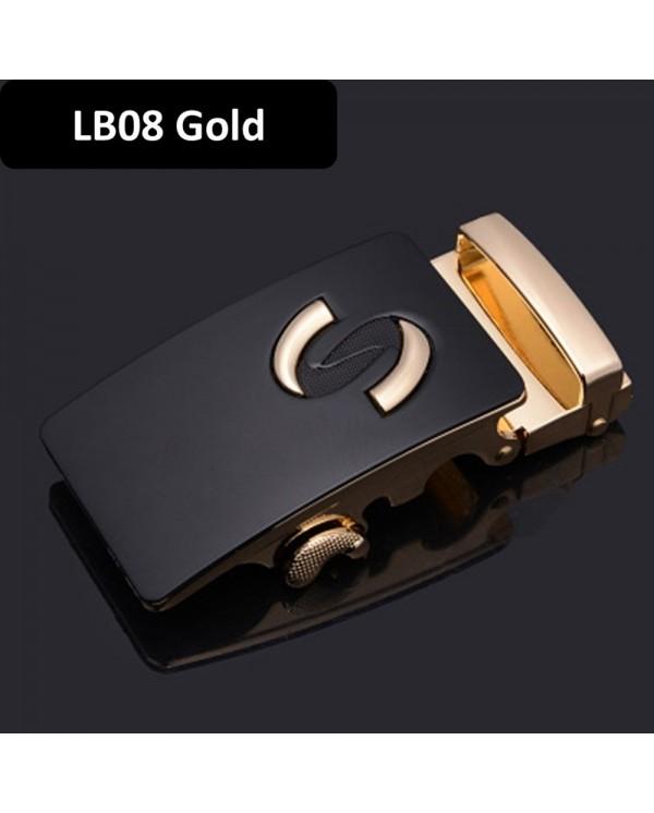 2018 Luxury Brand Designer Men Belt Buckle LB08