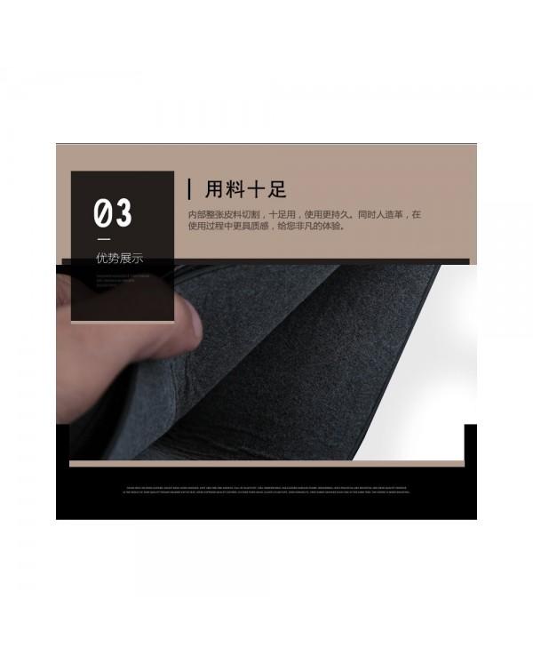 Dante Premium Men Wallet Belt Gift Set DWB02