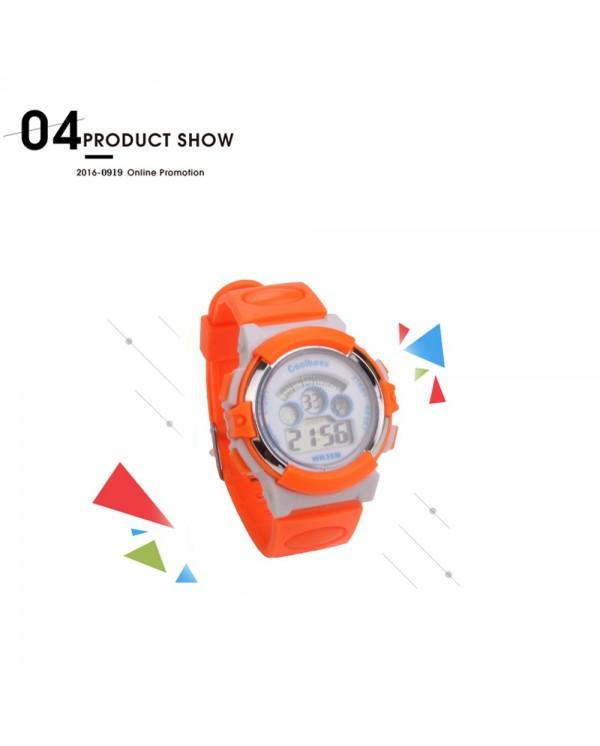 4GL CoolBoss CB-01 Girls Boys Kids Watch Digital Watch Watches Jam Tangan