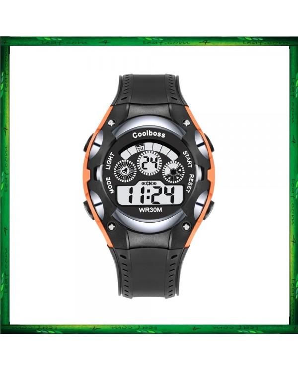 4GL CoolBoss CB-06 Boys Children Kids Watch Digital Watch Watches Jam Tangan