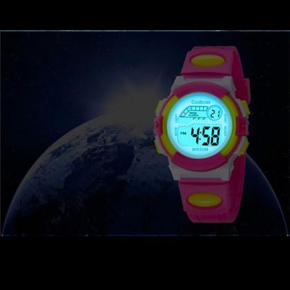4GL CoolBoss / CooBoss CB-02 Girls Boys Kids Watch Digital Watch Watches Jam Tangan