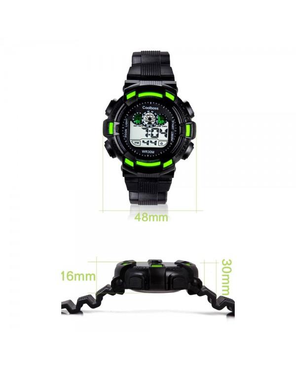 4GL CoolBoss / CooBoss CB-04 Men Watch Digital Watch Watches Jam Tangan