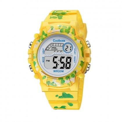 4GL CoolBoss / CooBoss CB-03 Girls Boys Kids Watch Digital Watch Watches Jam Tangan