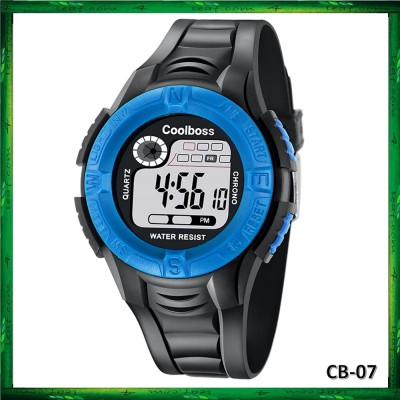 4GL CoolBoss CB-07 Men Watch Digital Watch Watches Jam Tangan