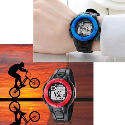 4GL CoolBoss / CooBoss CB-07 Men Watch Digital Watch Watches Jam Tangan