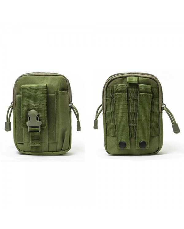 4GL Canvas Tactical Outdoor Waist Pouch