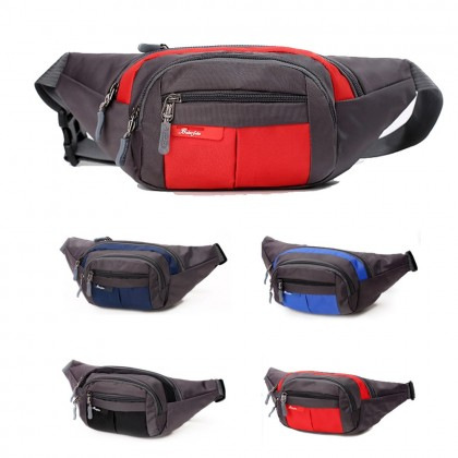 4GL Large Capacity Multi Functional Waist Pouch Waist Bag