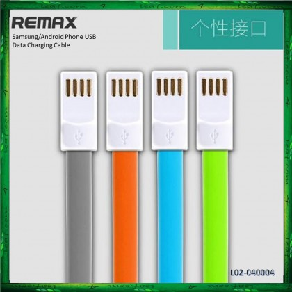 4GL REMAX Micro USB Data Cable Charging Phone Cable Samsung/Android 90cm