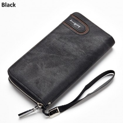 4GL Baellerry S1514 Long Wallet Premium Leather Purse