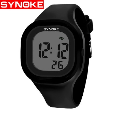 4GL SYNOKE Digital Waterproof Silicone Watches Jam Tangan 66896