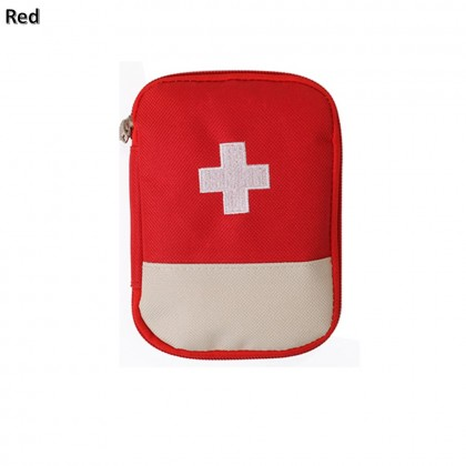 4GL First Aid Kit Mini Travel Camping Medical Bag Pouch