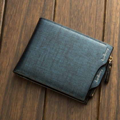 Malaysia READY STOCK 4GL Baellerry DP822 Men Wallet Purse Card Holder