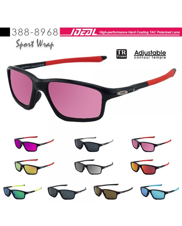 4GL Original IDEAL Polarized Sunglasses Sport Driving Casual 8968