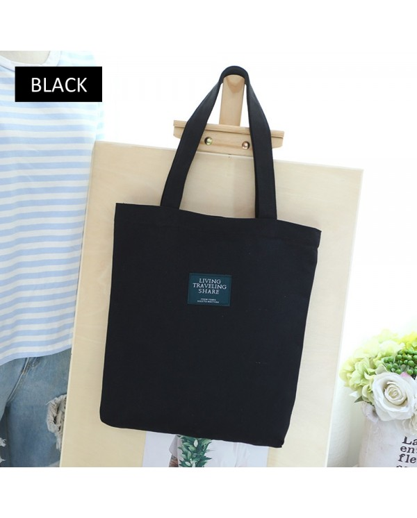 4GL Fashion Canvas Tote Bag Living Traveling Share