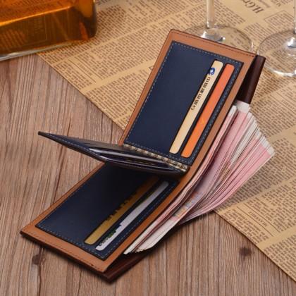 4GL Fuerdanni KL017 Men Wallet Short Wallet Dompet